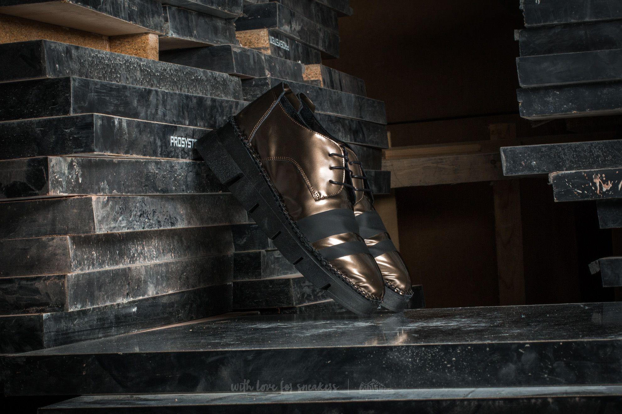 Cinzia Araia Fresh Brill Steel Black Sole Black za skvelú cenu 108 € kúpite na Footshop.sk