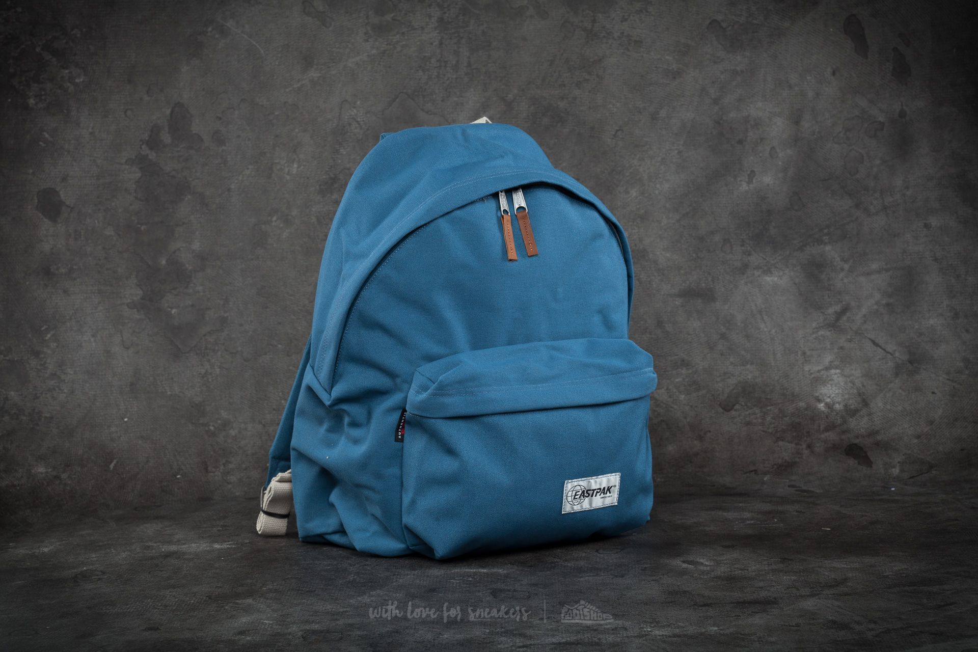EASTPAK Padded Pak r Backpack Opgrade Light Blue