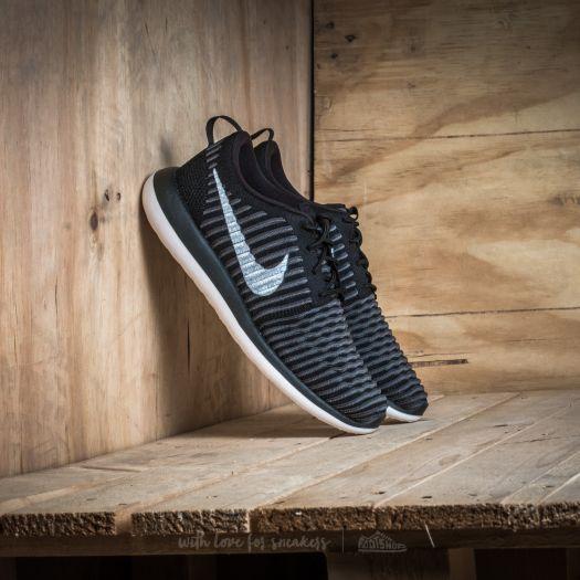 best loved fac7f 30748 Nike Roshe Two Flyknit (GS) Black/ White-Anthracite-Dark ...