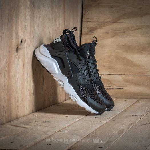 retail prices top design look for Nike Air Huarache Run Ultra (GS) Black/ White | Footshop