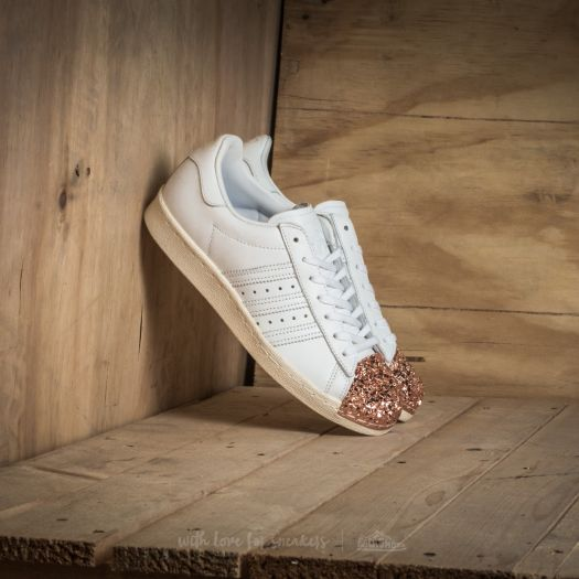 Abultar Terminología sangre  Women's shoes adidas Superstar 80s 3D Metal Shell Toe W Ftw White/ Ftw White/  Off White