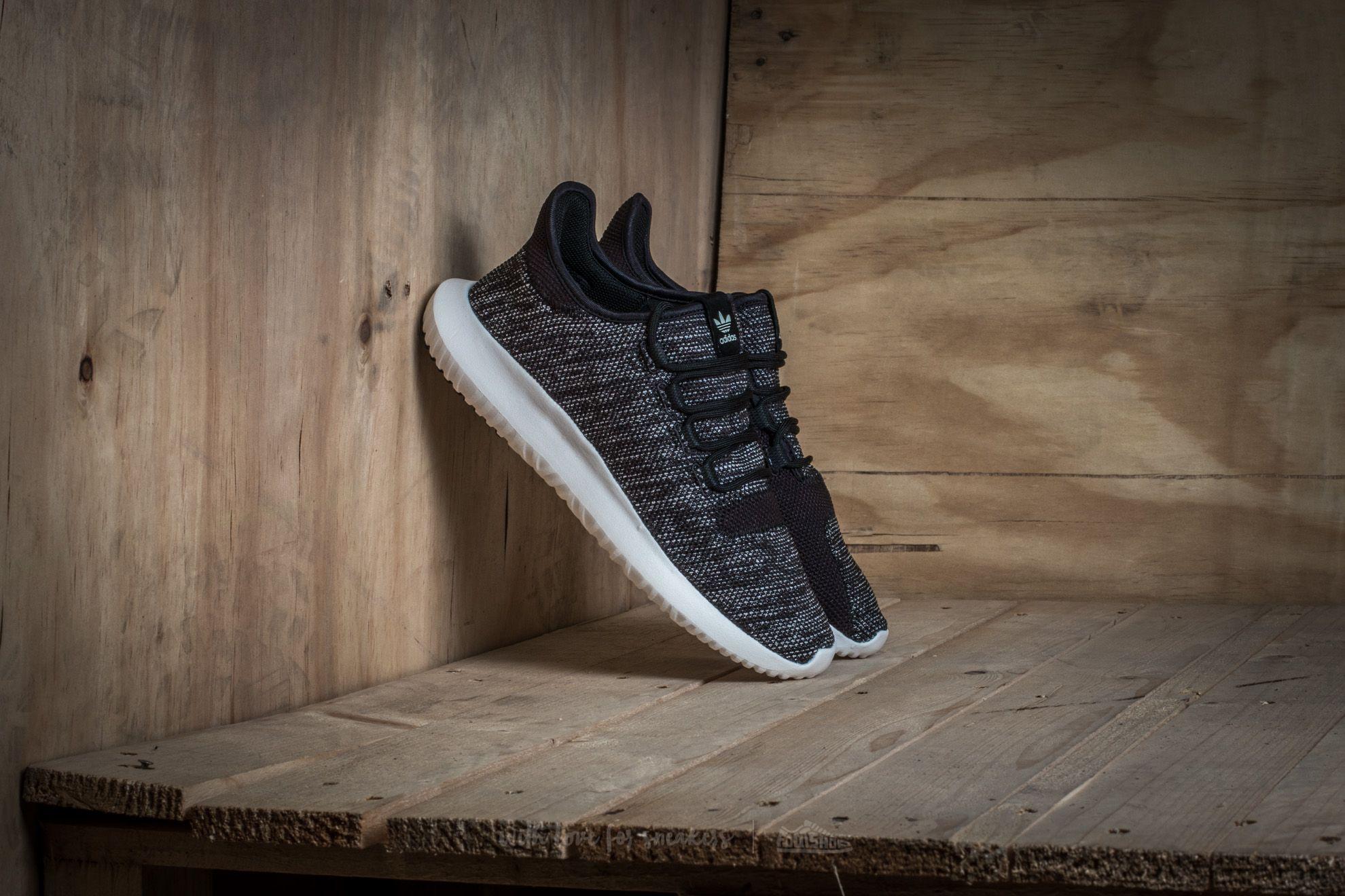 adidas Tubular Shadow Knit Big Kids Shoes Core Black//Core Black//Utility Black by8812