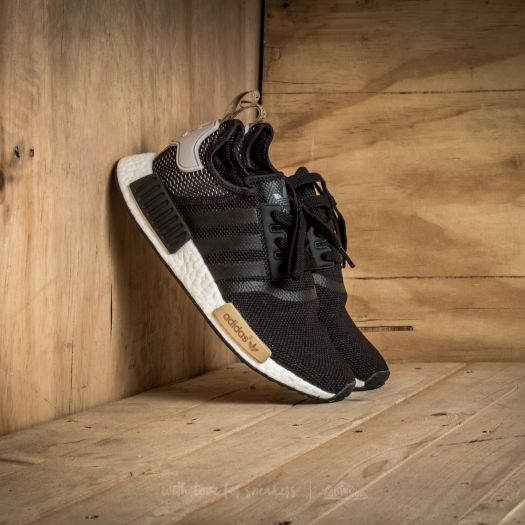 adidas W NMD_R1Core Black Core Black Ice Purple