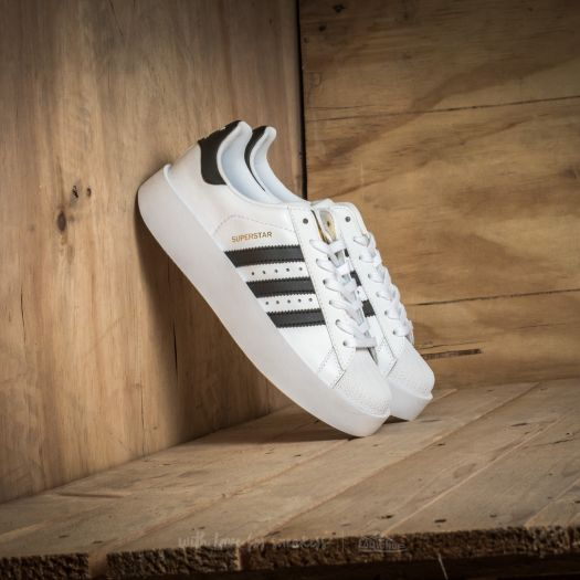 adidas Superstar Bold Platform W Ftw White Core Black Gold