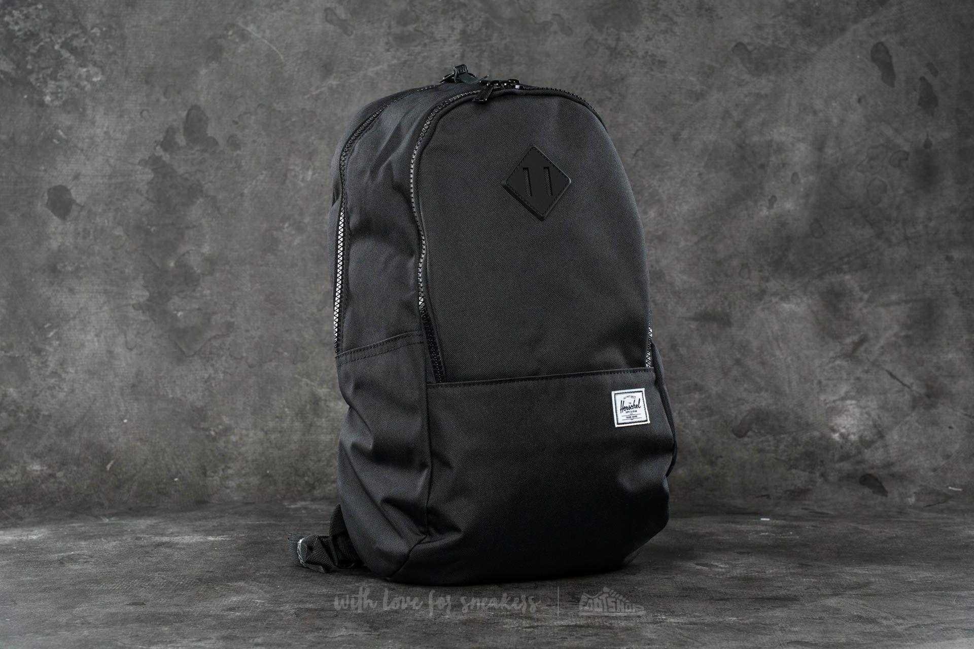 5ba744da54d Herschel Supply Co. Nelson Black  Black