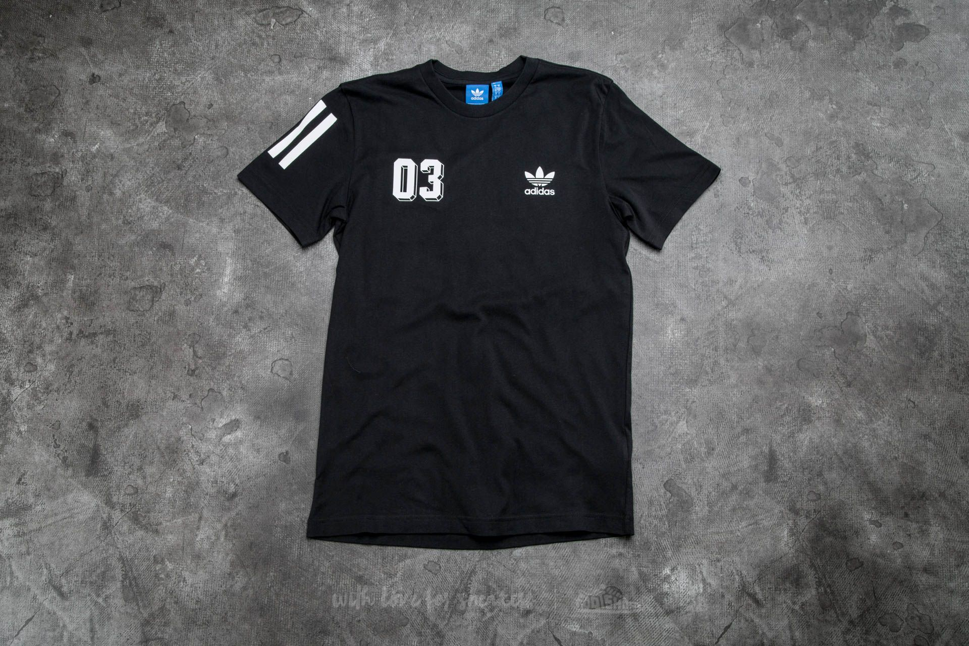 0d005f241 adidas Originals Graphic Tee Black | Footshop