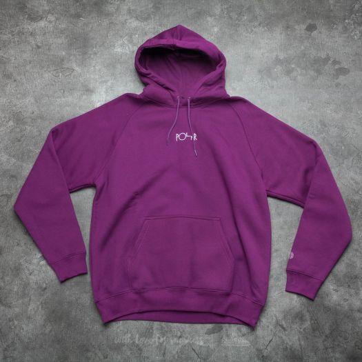 Polar Skate Co. Default Hood Dark Prune   Footshop