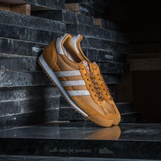 adidas Dragon OG Mesa Ftw White Gum3 | Footshop