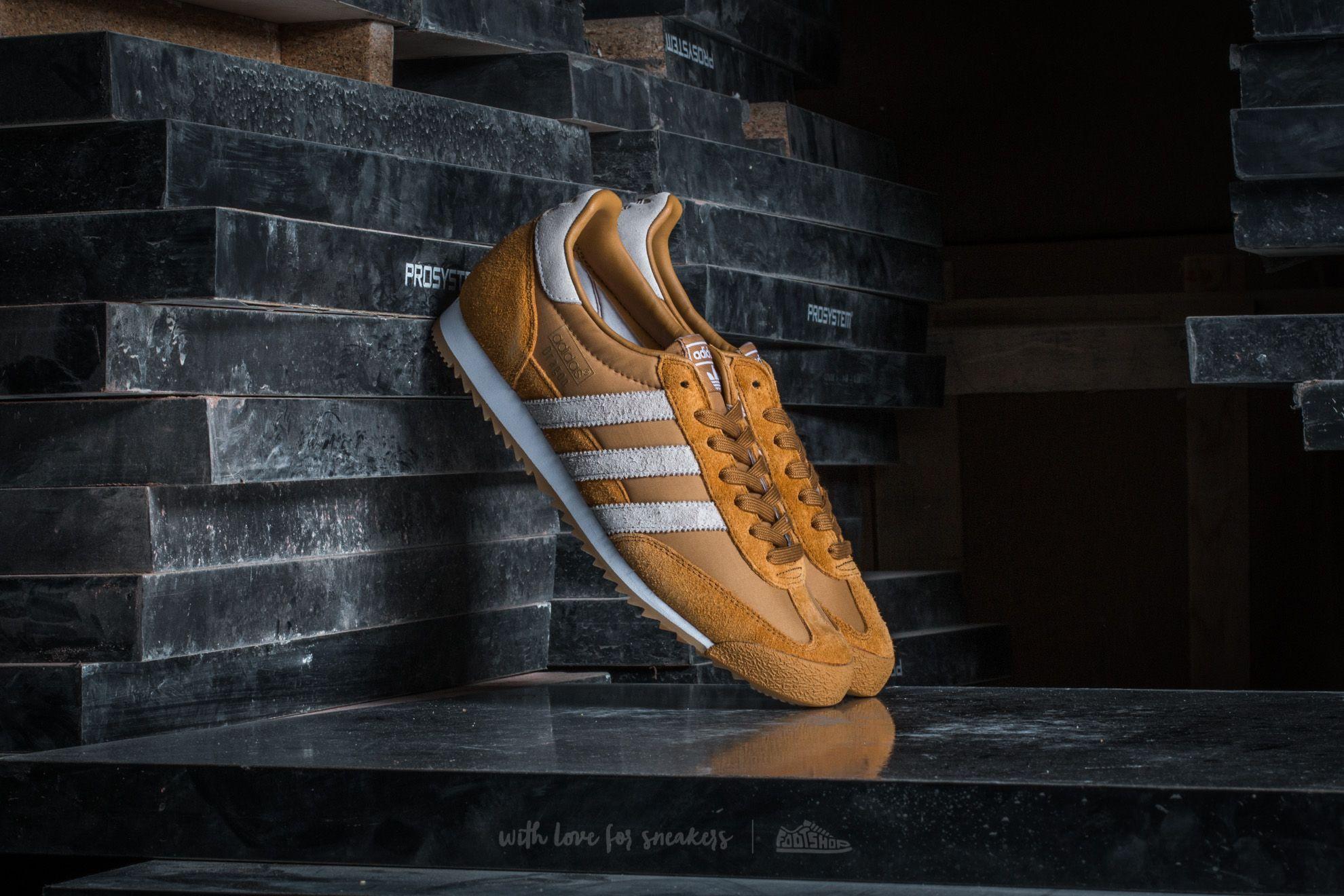 adidas dragon og gold