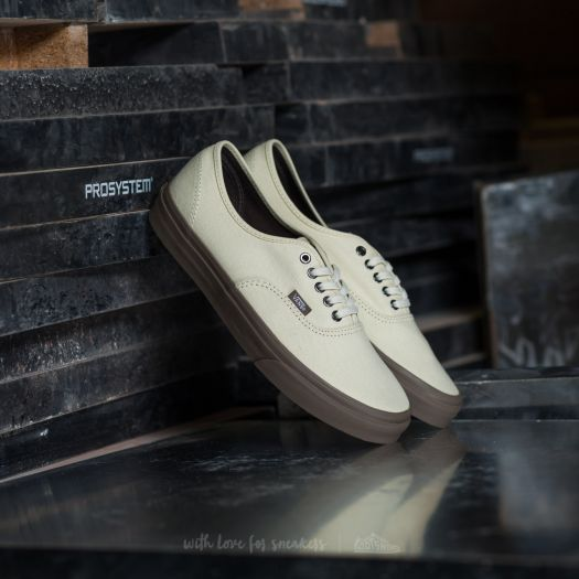 Vans Authentic (C&D) Cream Walnut | Footshop