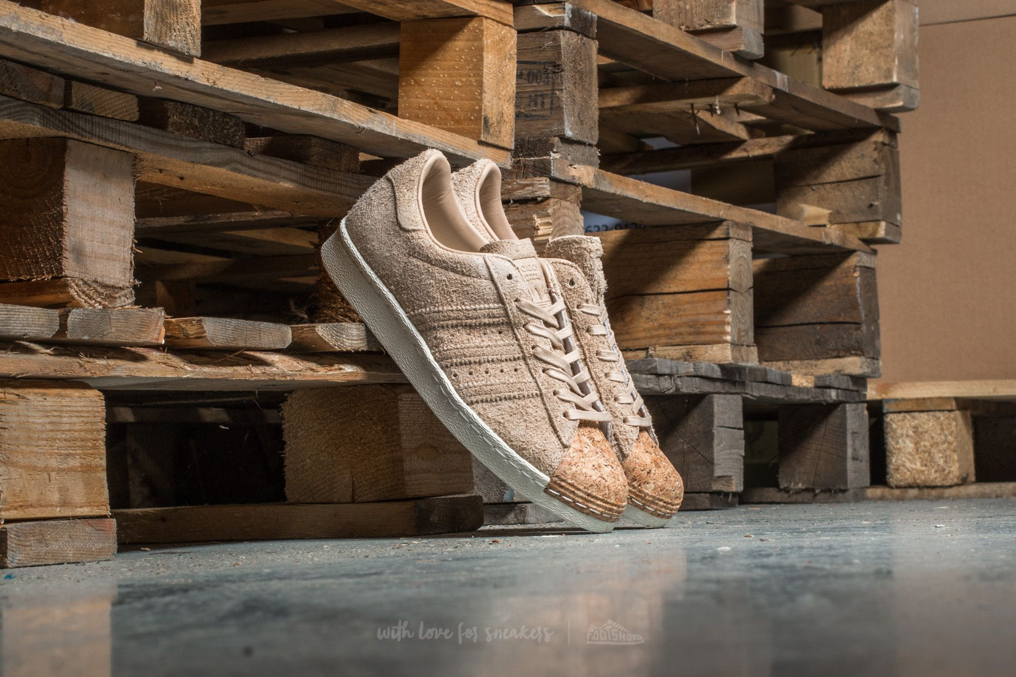 adidas Superstar 80s Cork W Pale Nude  Pale Nude  Off White ... d594f61812bc