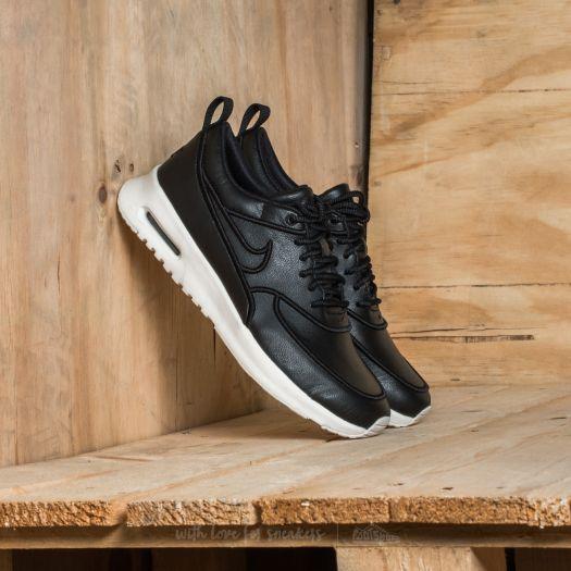 Women Nike W NIKE AIR MAX THEA ULTRA SI BLACKBLACK IVORY