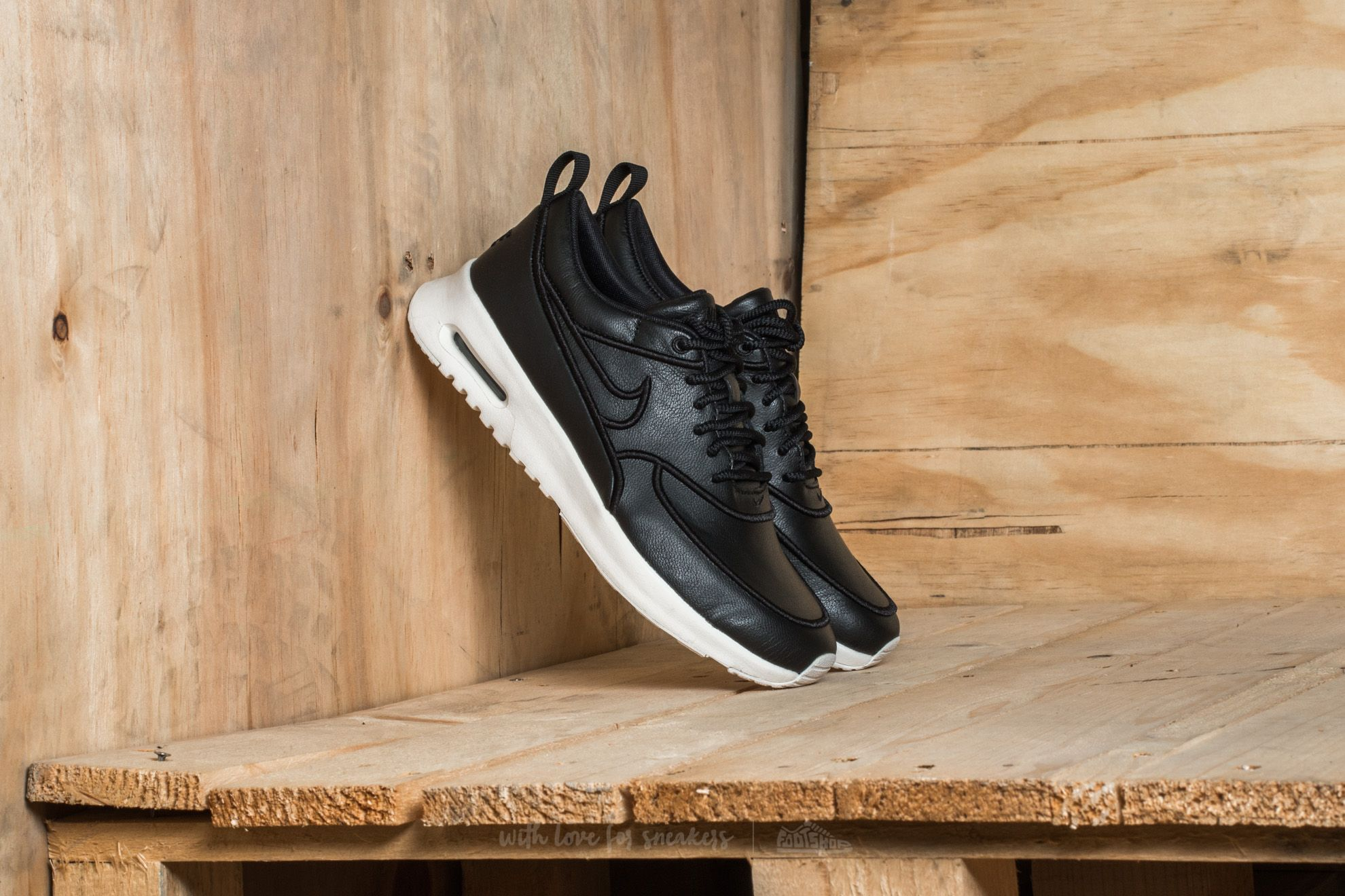 huge discount 05ff7 7fb34 Nike W Air Max Thea Ultra SI. Black  Black-Ivory