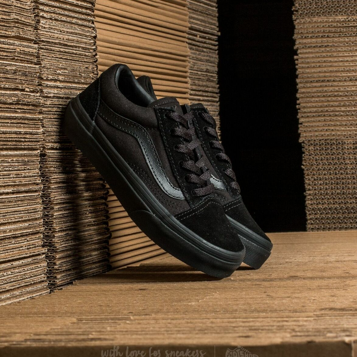 Vans Old Skool Black/ Black EUR 31