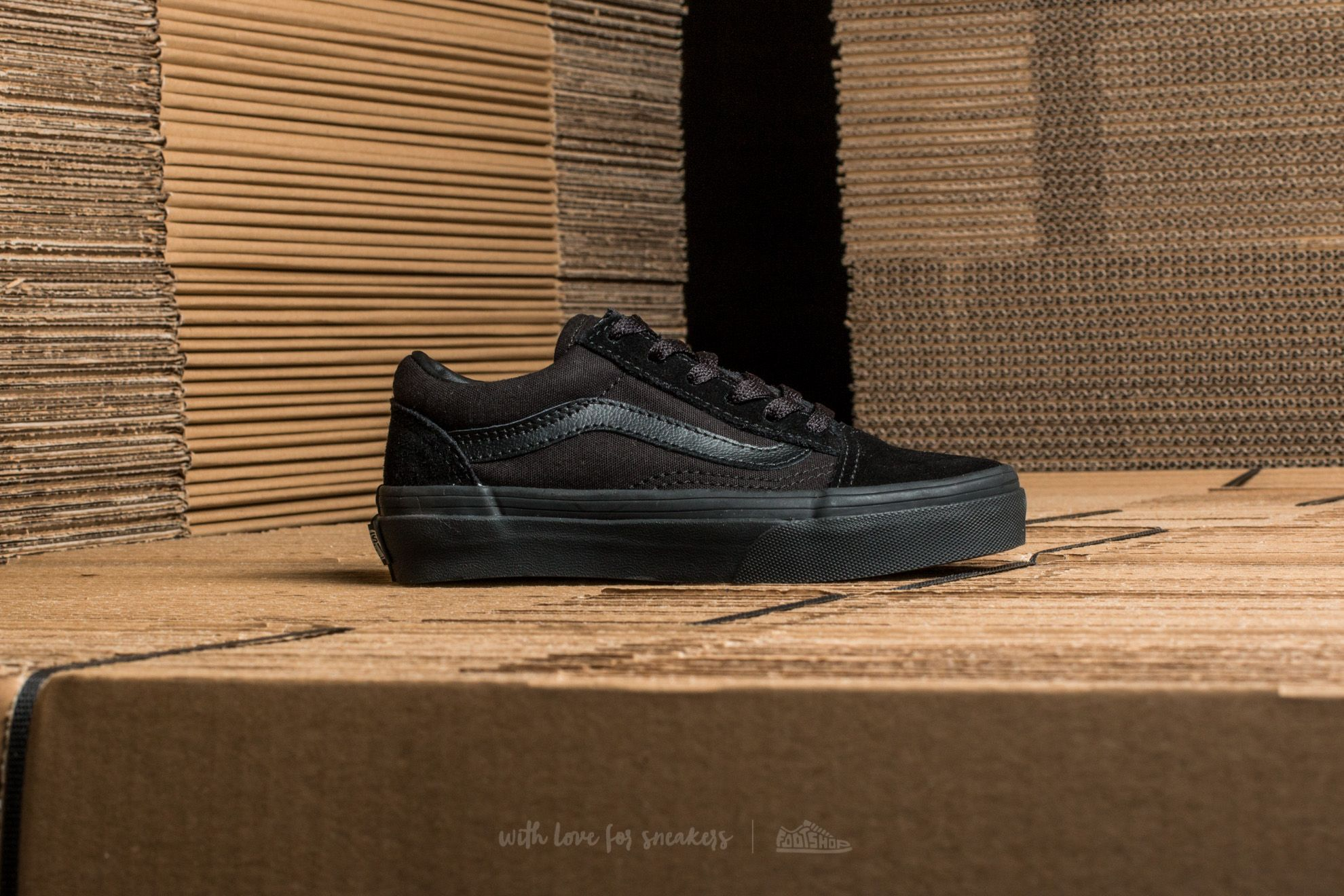 vans old skool zwart 39