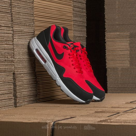 great deals 2017 new photos where can i buy Nike Air Max 1 Ultra 2.0 Essential University Red/ Black-White ...