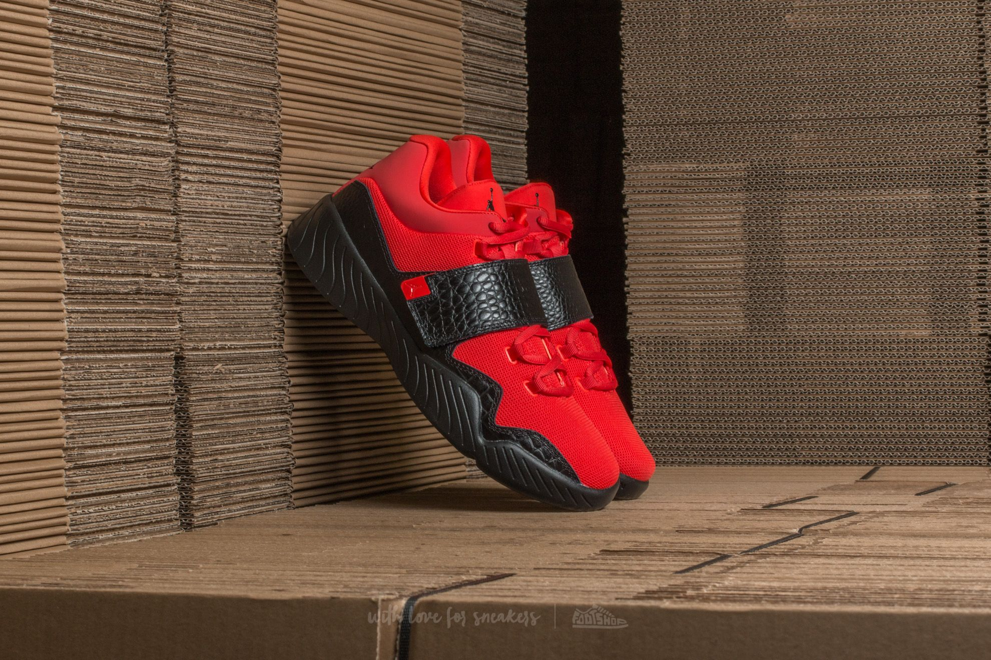 4aa8dccddb8 Jordan J23 Max Orange/ Black   Footshop