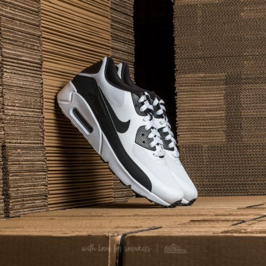 sale retailer efb5b 00712 Nike Air Max 90 Ultra 2.0 Essential White/ Black-White ...