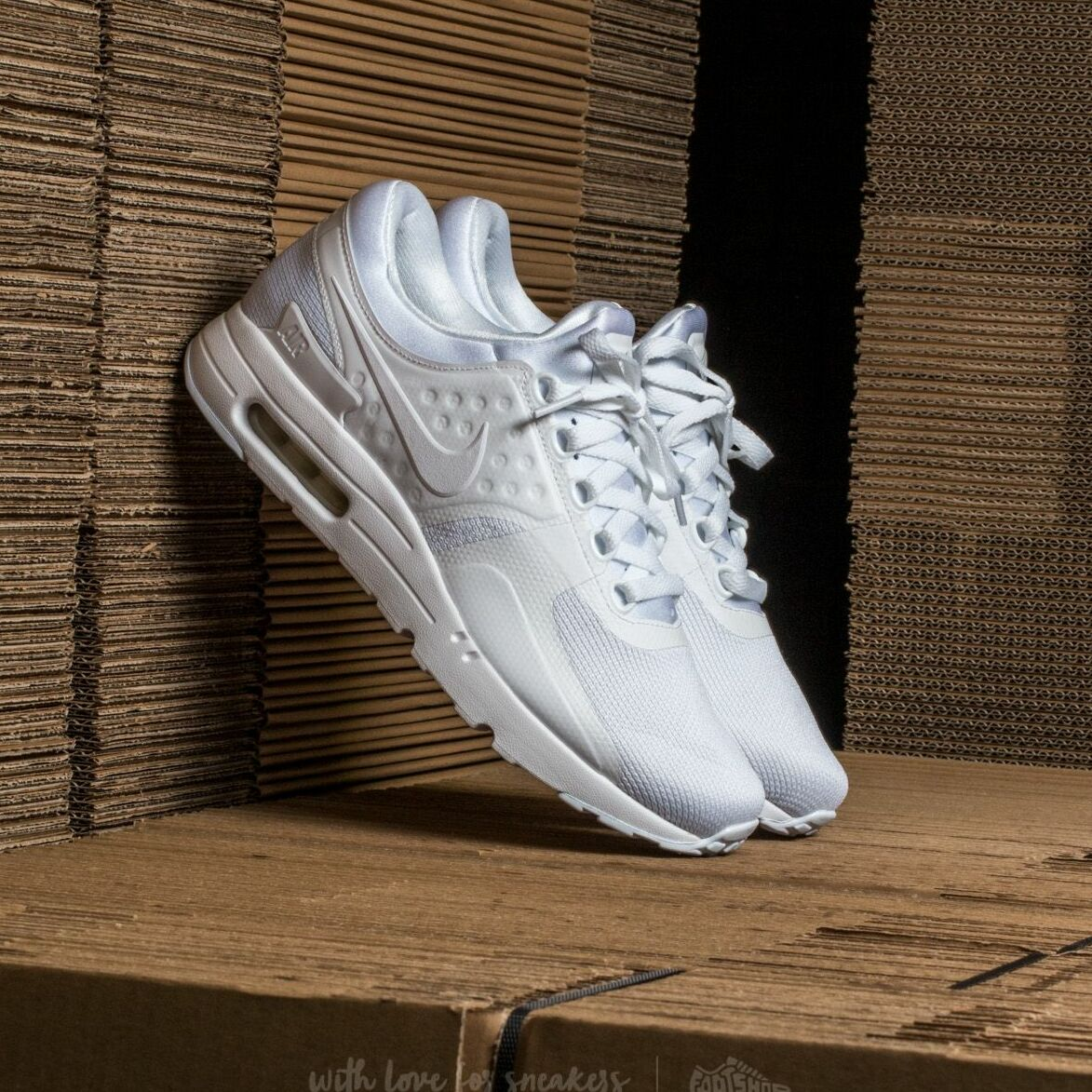 Nike Air Max Zero Essential White/ White-Wolf Grey EUR 47