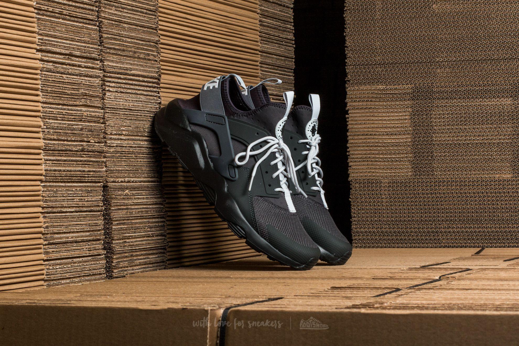 e47c6348757 Nike Air Huarache Run Ultra Anthracite  Black-Black-White