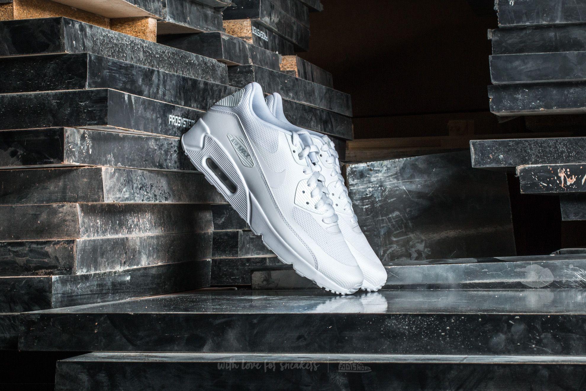 Nike Air Max 90 Ultra 2.0 Essential White  White-White  dd5d8a53894