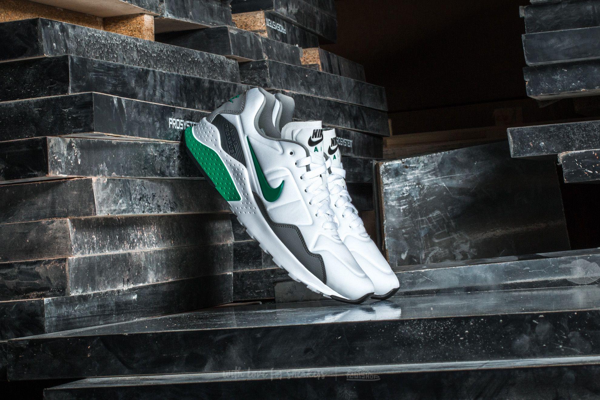 e9ff575ad02 Nike Air Zoom Pegasus 92 White  Stadium Green