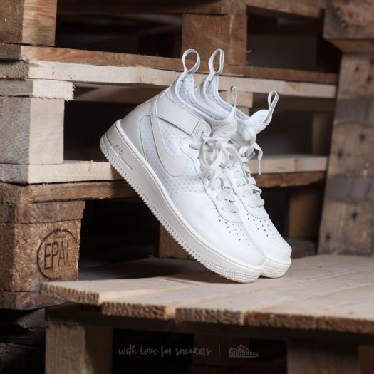 Nike WMNS Air Force 1 Ultraforce Mid White