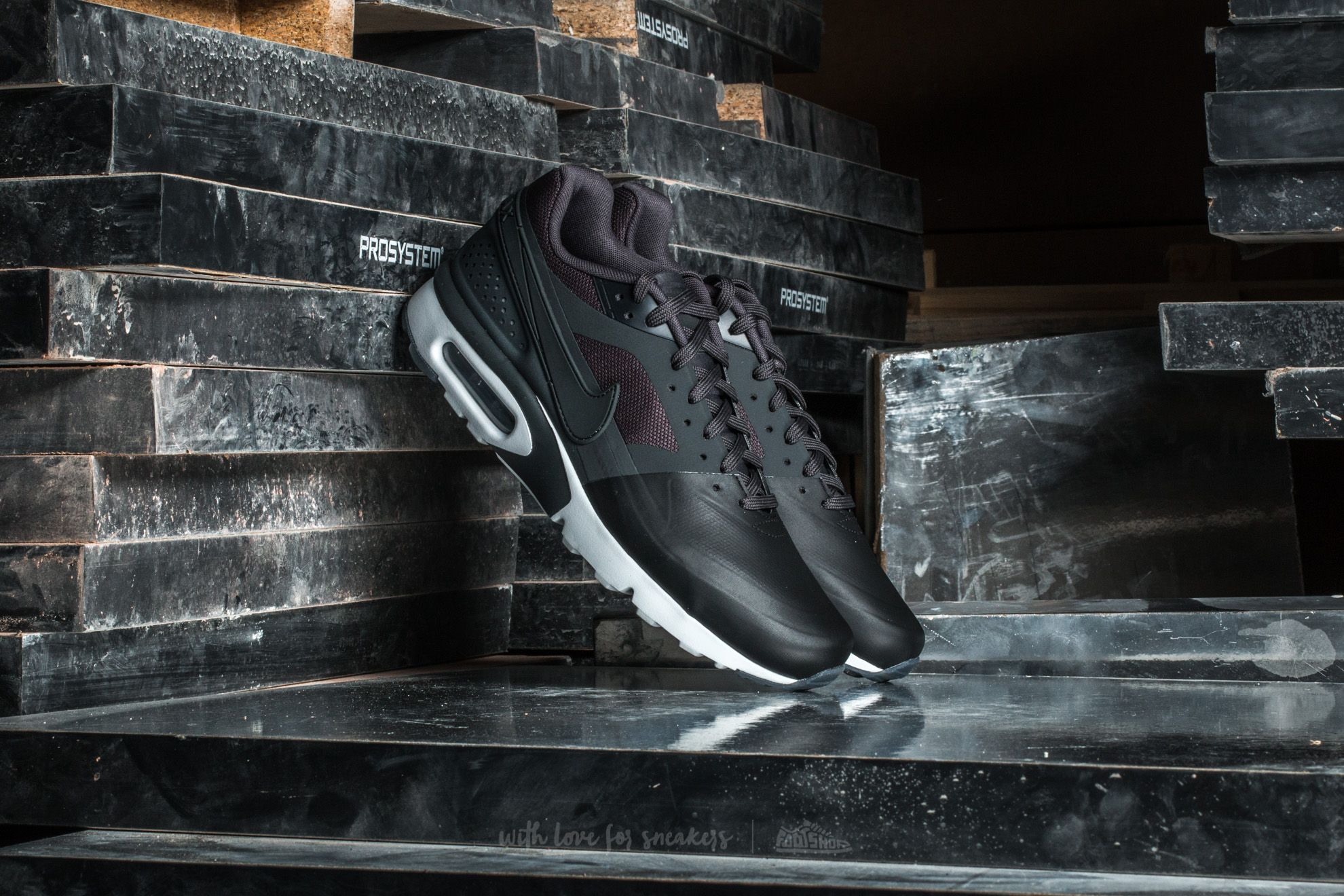 Nike Air Max BW Ultra SE – Black Anthracite