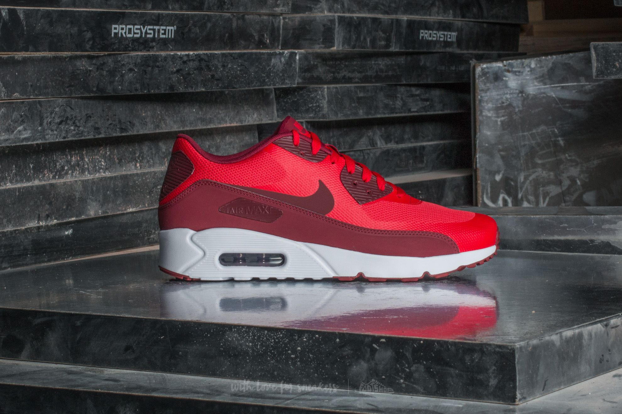 Nike Air Max 90 Ultra 2.0 Essential University Red Team Red White