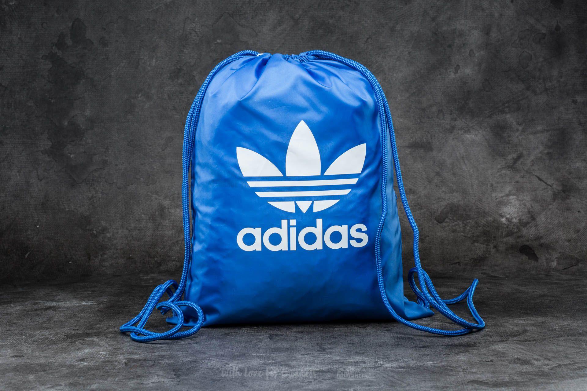 dd980507ea adidas Gymsack Trefoil Blue