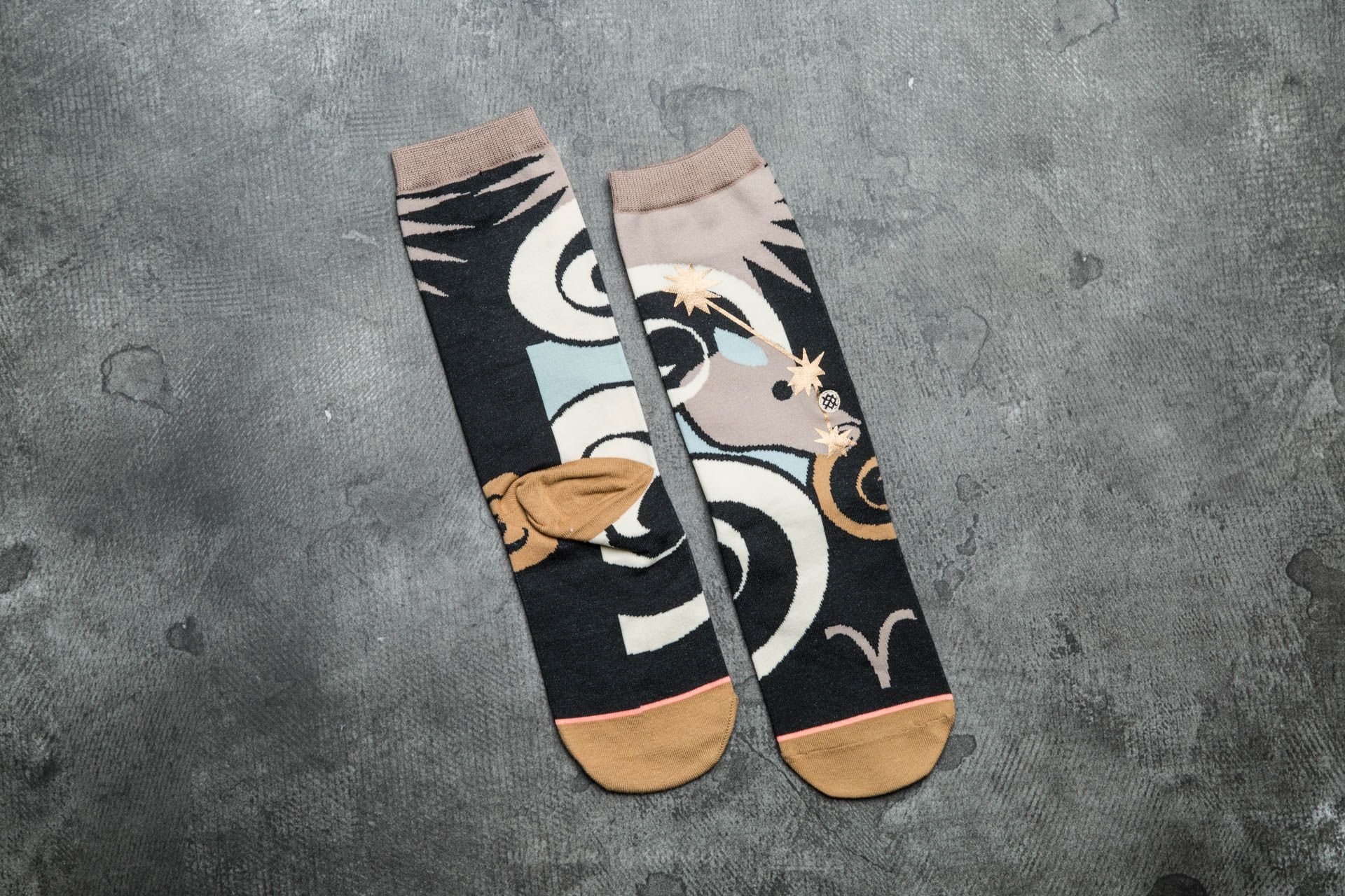 Stance Zodiac Aries Multicolor