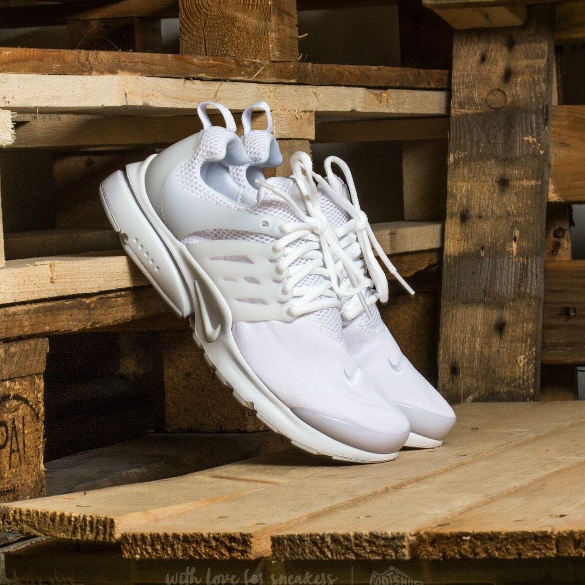 Nike Presto (GS) White/ White-White EUR 37.5