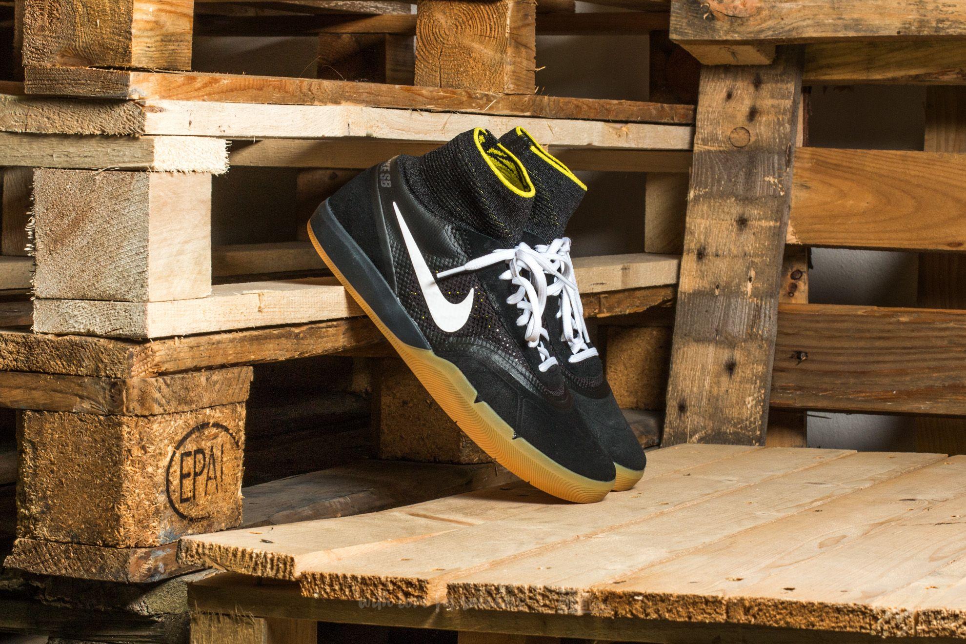 f869a550f83982 Nike SB Hyperfeel Koston 3 Black  White-Yellow Strike