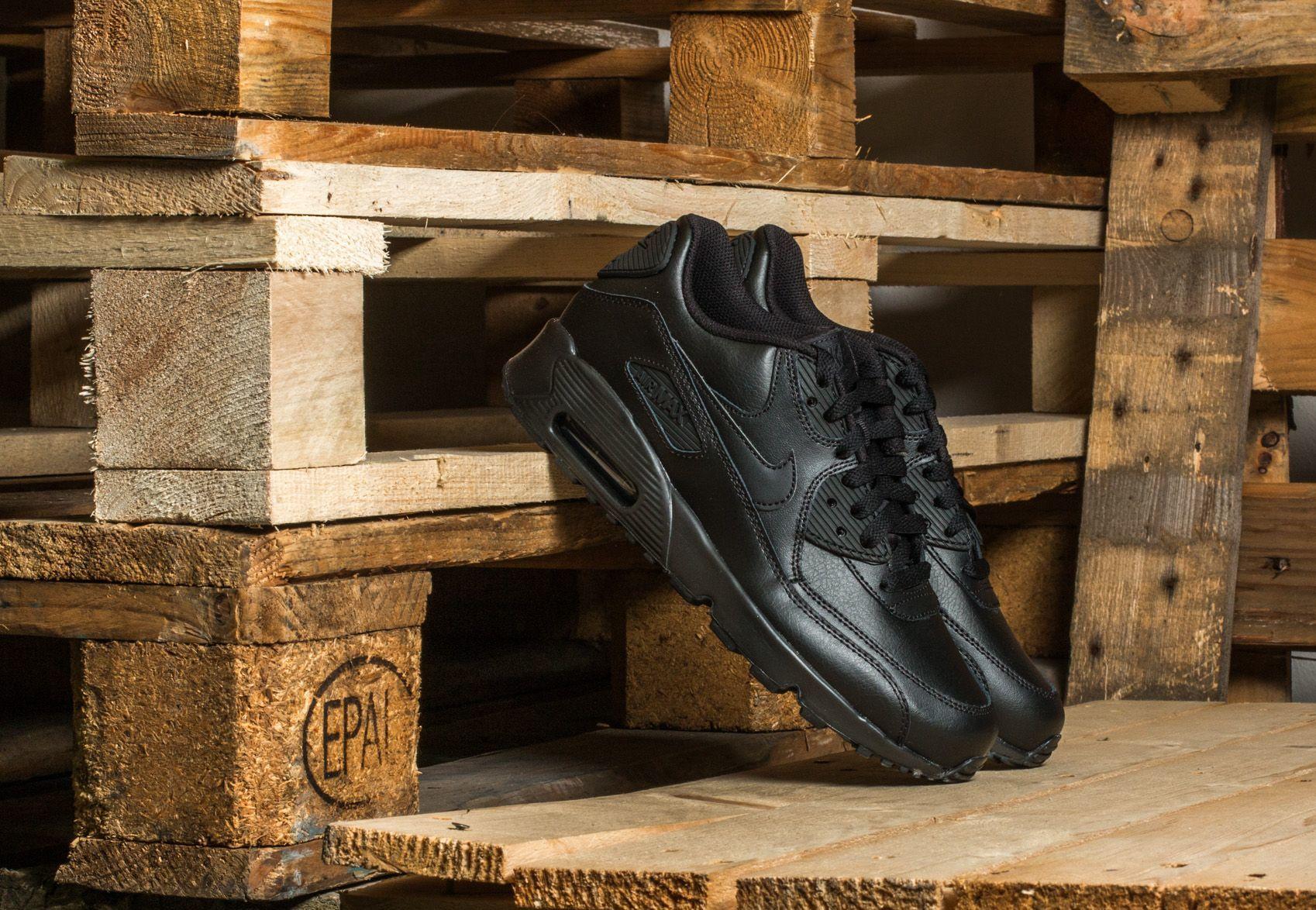 Nike Air Max 90 Ltr (GS) Black/ Black EUR 37.5