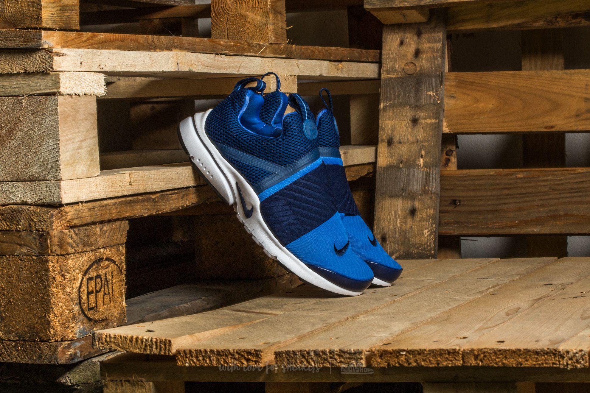 c357e4fa51f2 Nike Presto Extreme (GS) Comet Blue  Binary Blue-White