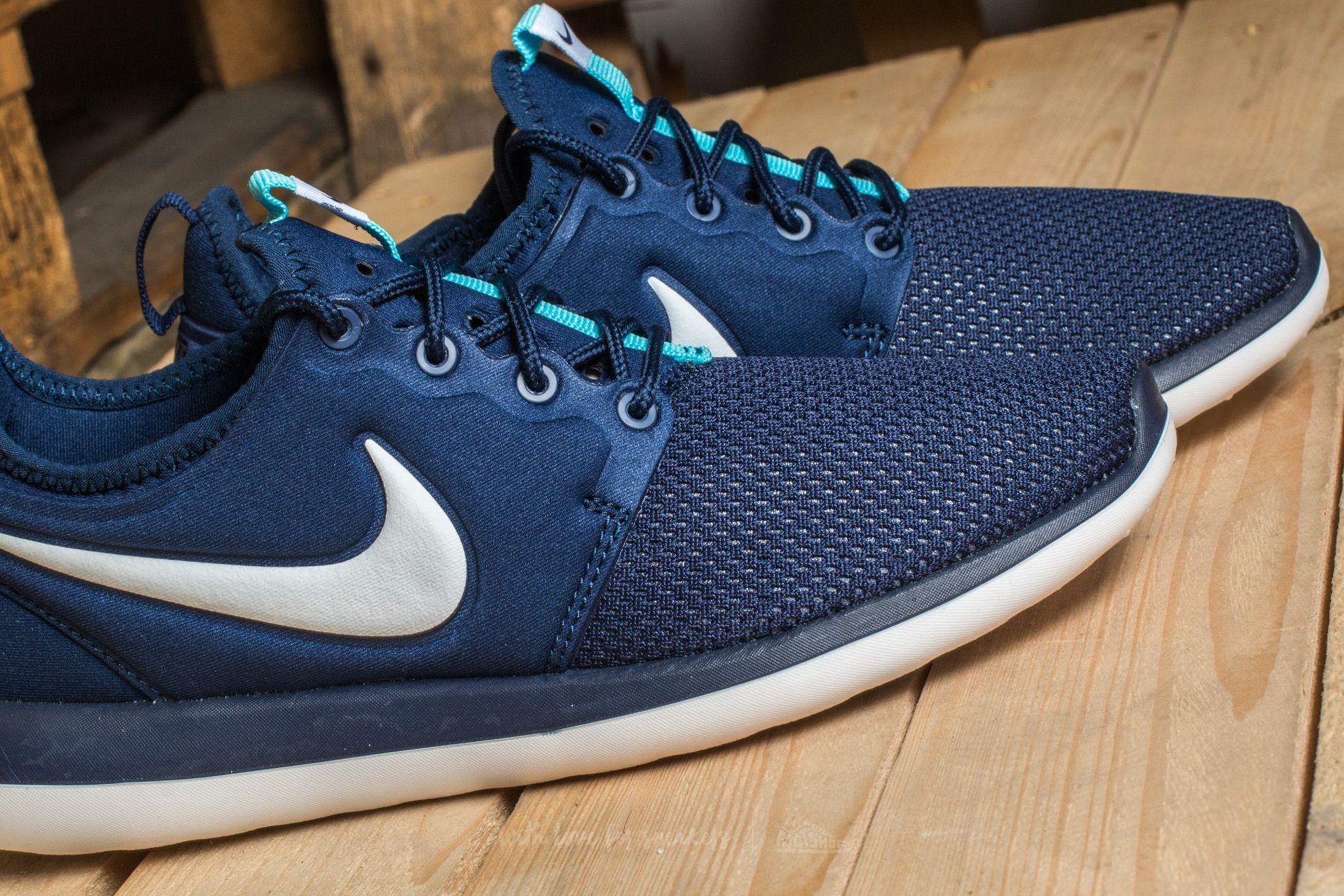 pretty nice 48c85 ba07b Nike Roshe Two (GS) Binary Blue/ White-Vivid Sky   Footshop