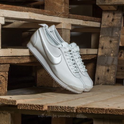 first rate 741d6 ef580 Nike Wmns Cortez ´72 SI White/ White-Blue Tint | Footshop
