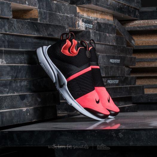 huge selection of 9ca58 bb261 Nike Presto Extreme (GS) Black/ Black-Lava Glow-White ...