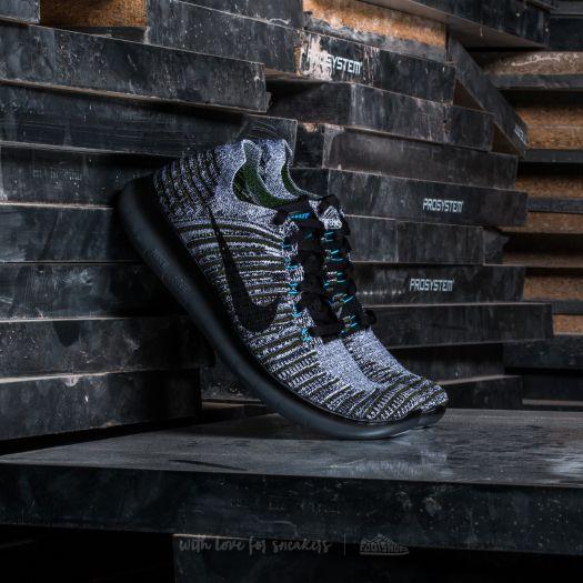 shoes Nike Free Run Flyknit Cargo Khaki