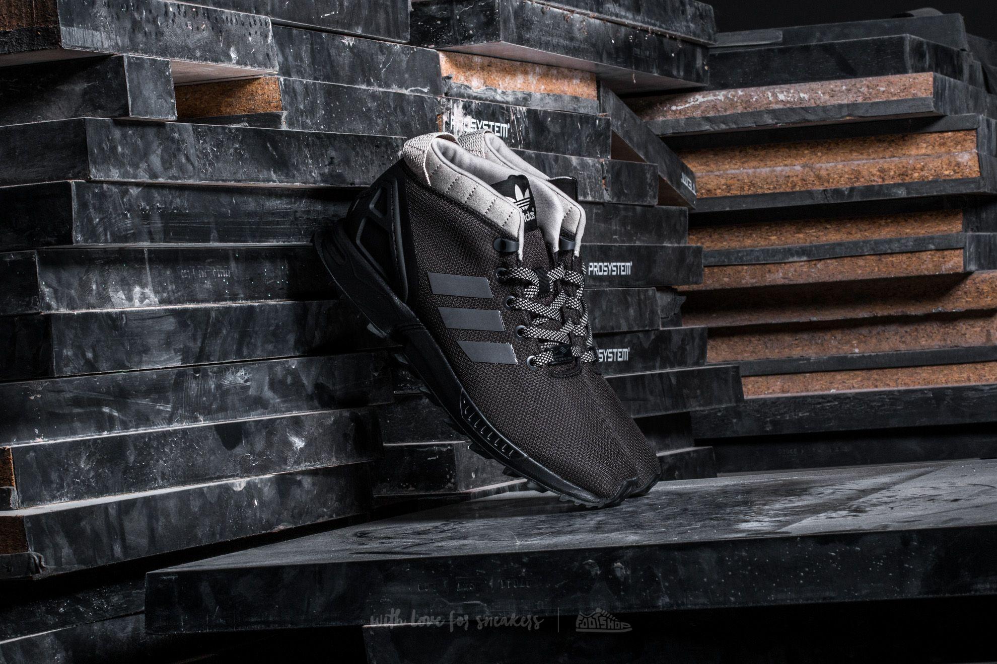 58 Tr Core Adidas Zx Flux BlackFootshop O08nwPk