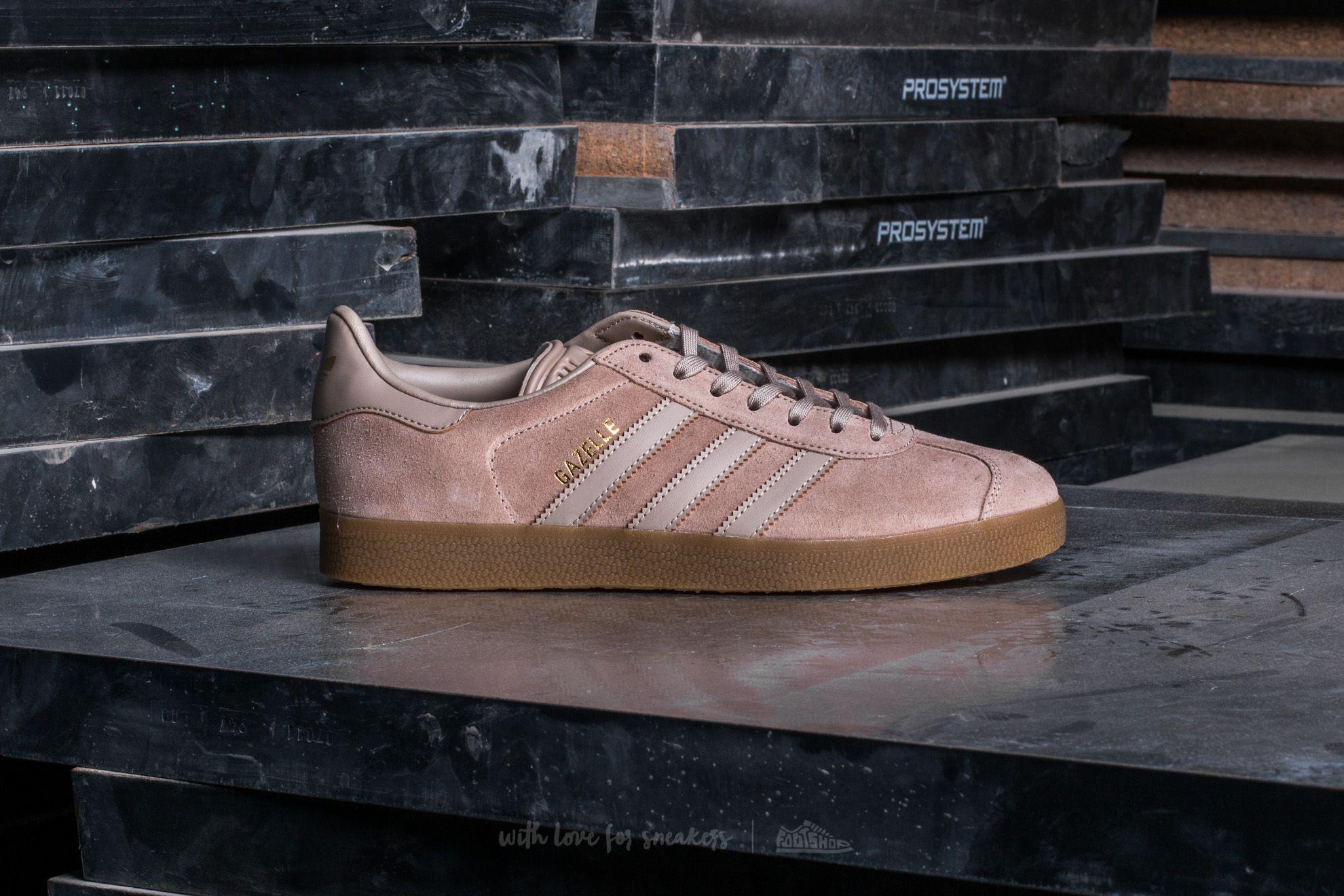 adidas Gazelle Clay Brown/ Clay Brown/ Gum 3   Footshop