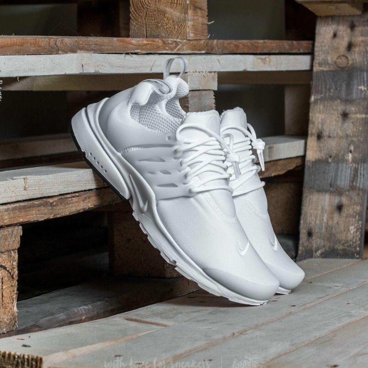 Nike Air Presto Essential White/ White-Black EUR 40