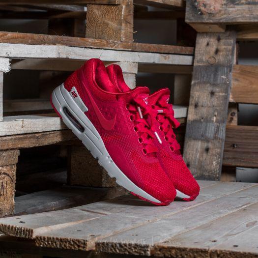 newest e1811 bb269 Nike Air Max Zero Premium Gym Red/ Gym Red-Wolf Grey ...