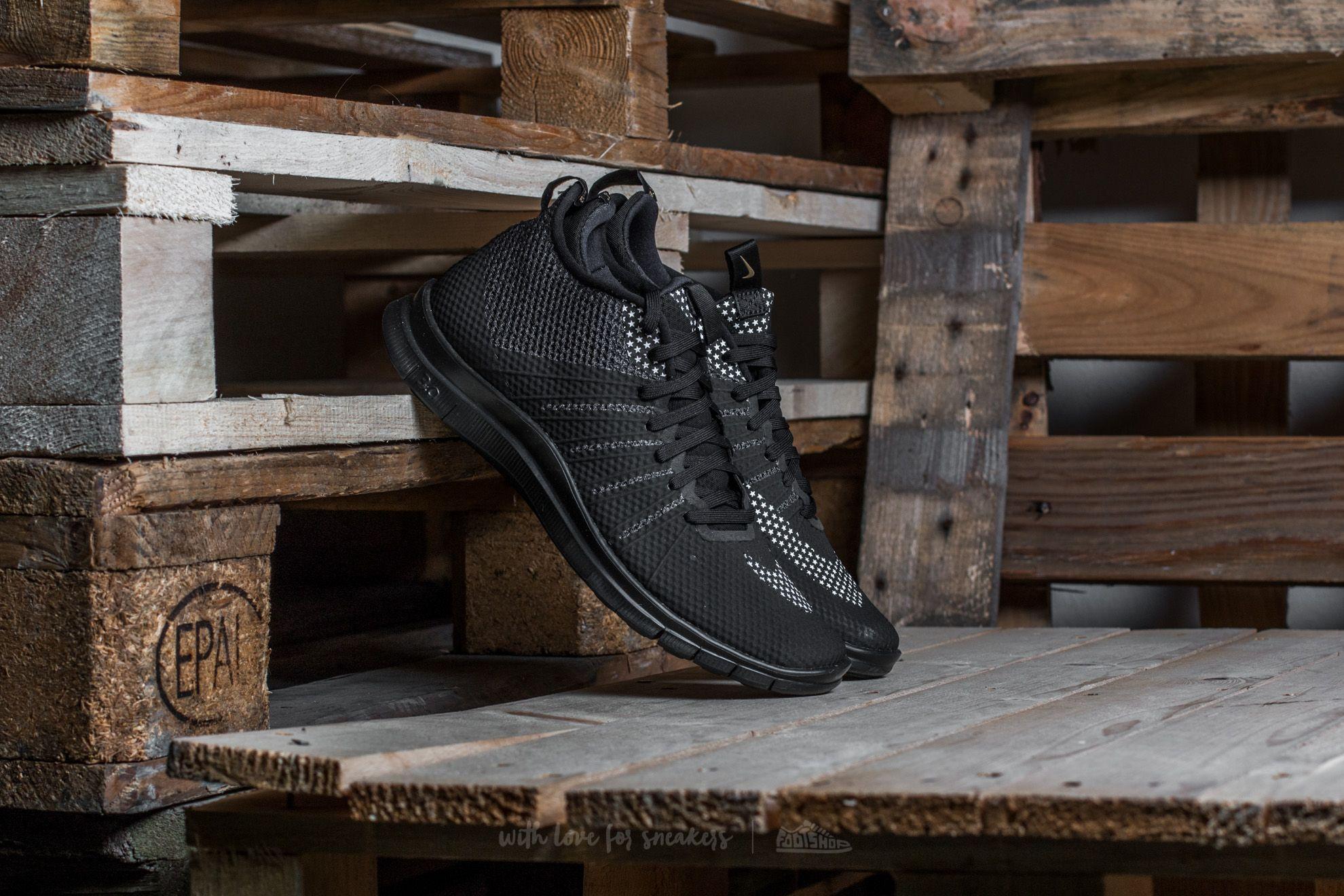 a6a26f6c6 Nike Free Hypervenom 2 FC Black/ White-Metallic Gold | Footshop