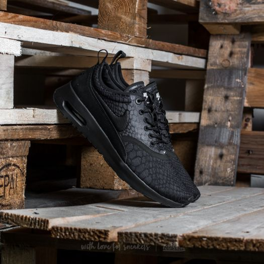 Nike W Air Max Thea Ultra SE Black Black White | Footshop