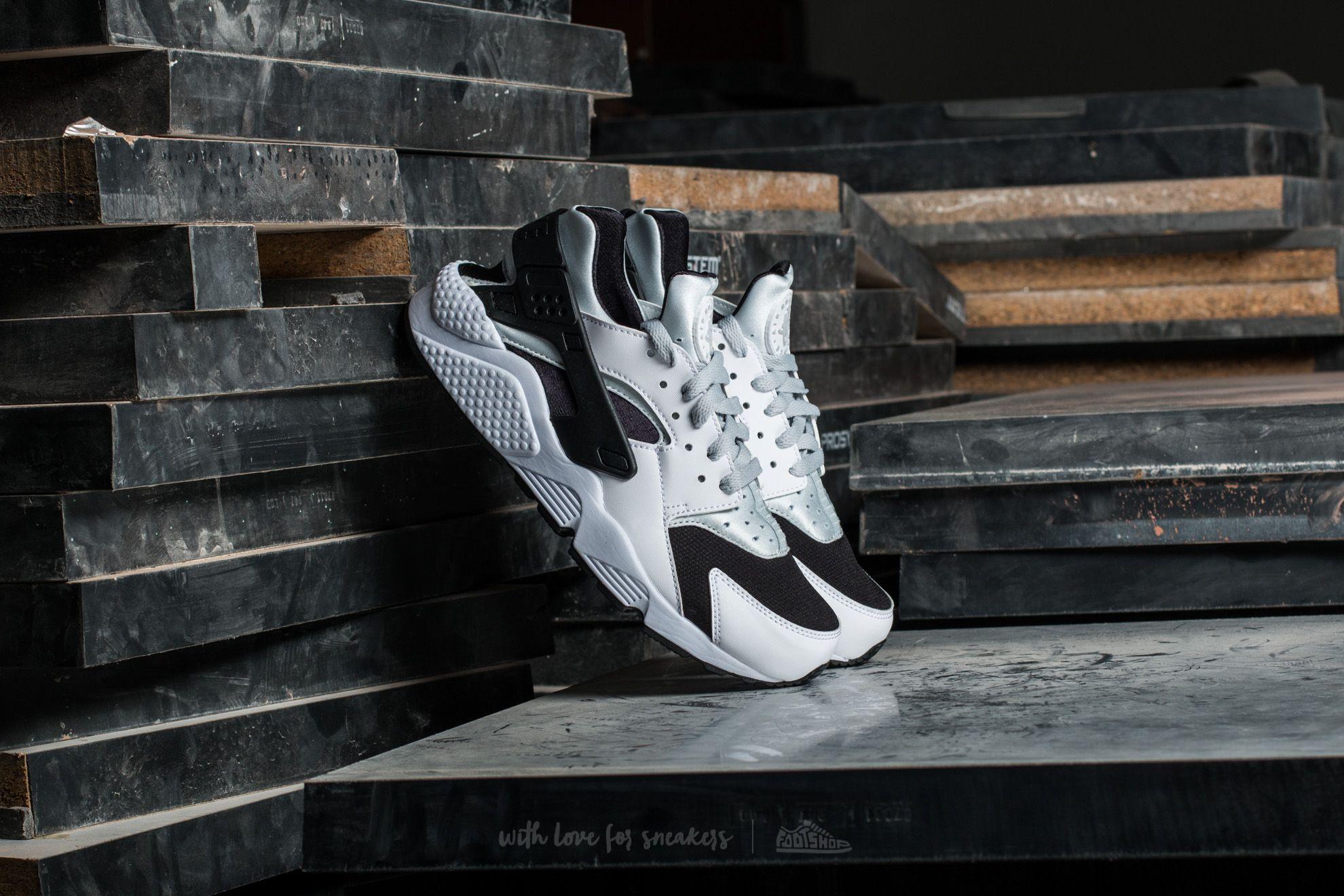 low priced b450b b8bdf Nike Air Huarache White/ Pure Platinum | Footshop