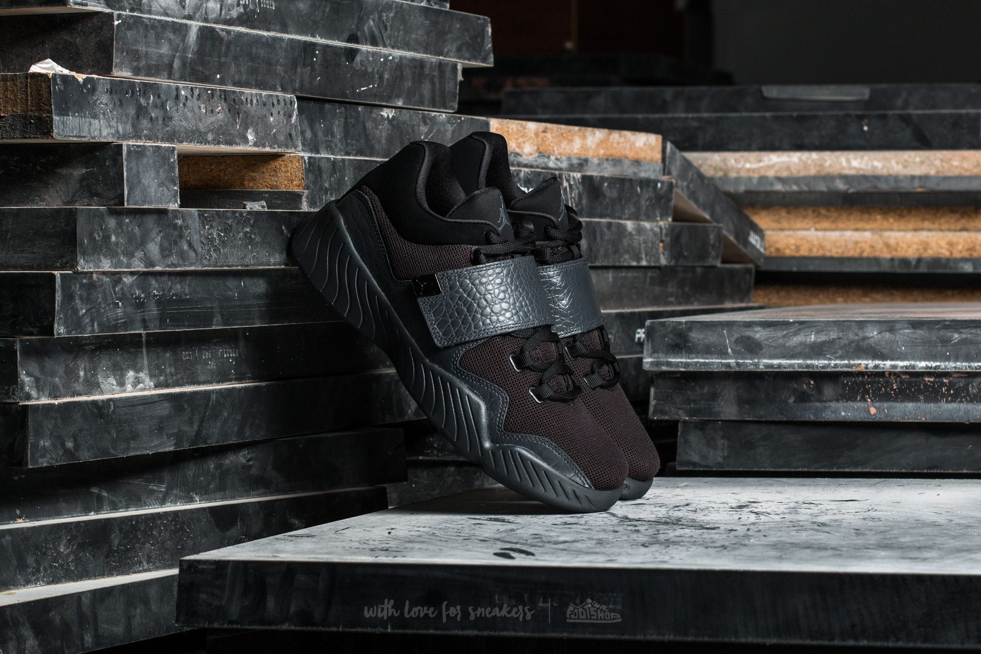 85c454b665fa1a Jordan J23 Black  Anthracite