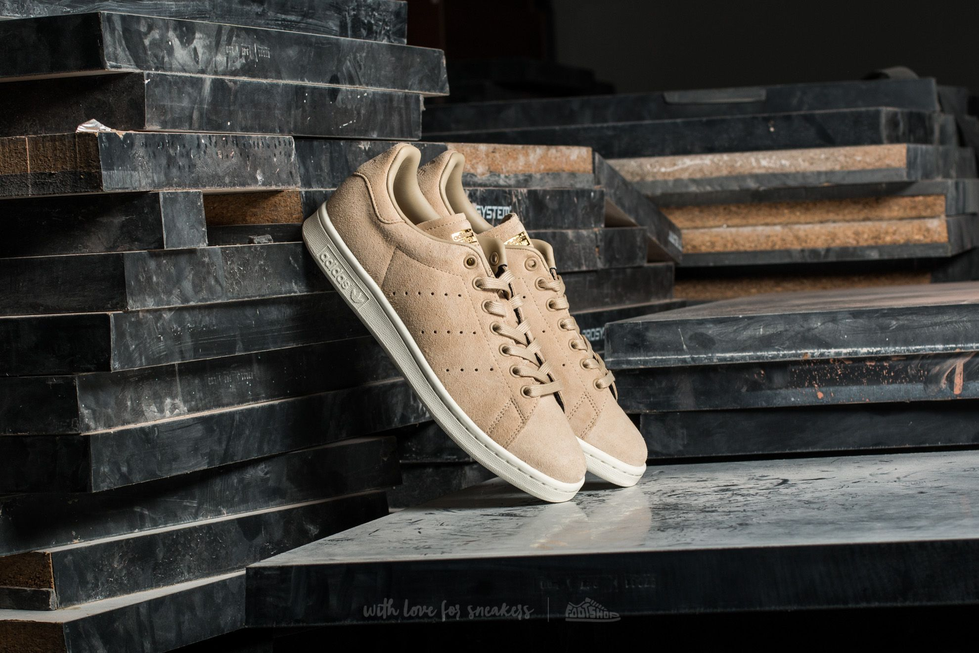 adidas Stan Smith Trace Cargo Trace Cargo Off White | Footshop