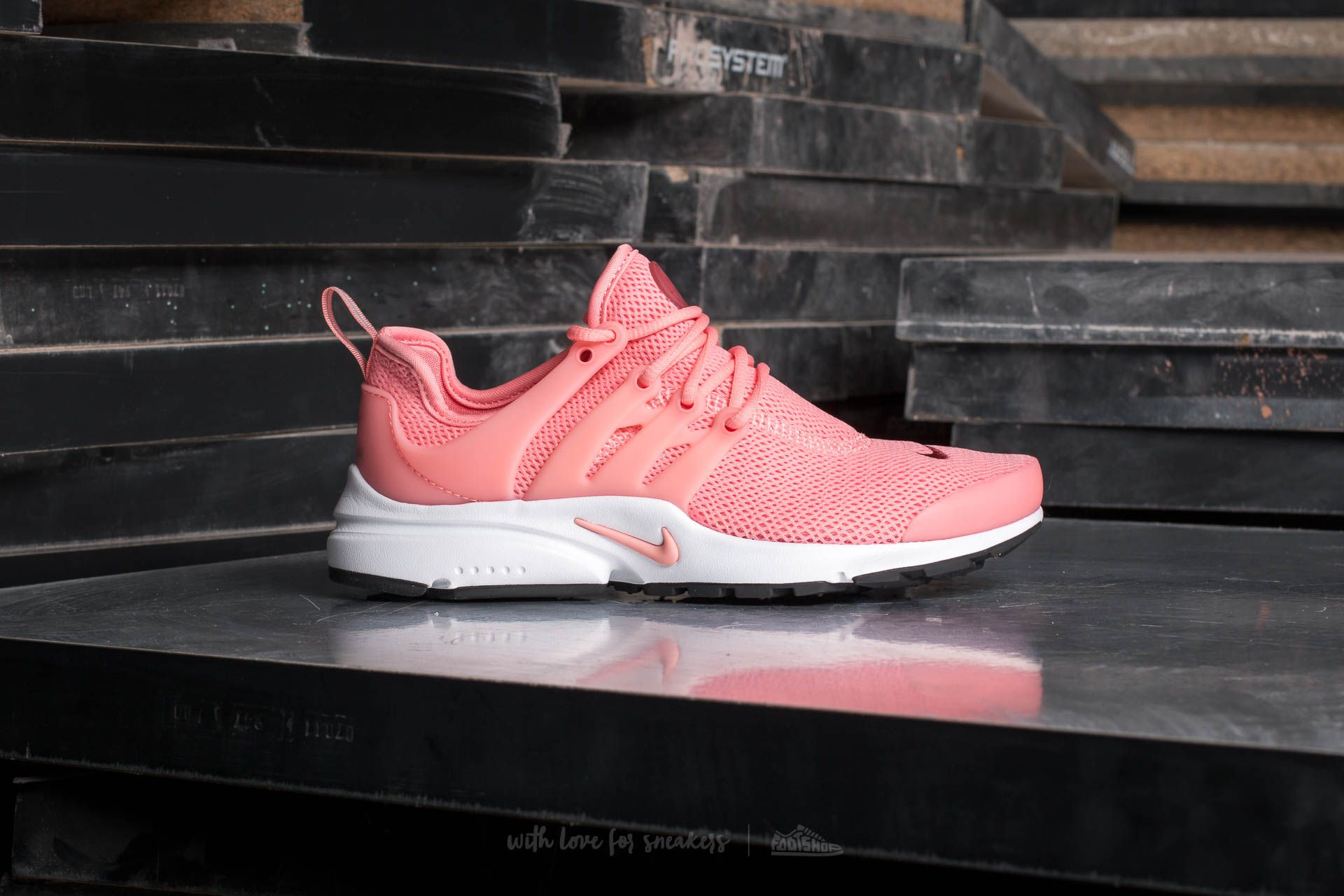lowest price 59c21 6ec44 Nike W Air Presto Bright Melon/ Bright Melon | Footshop