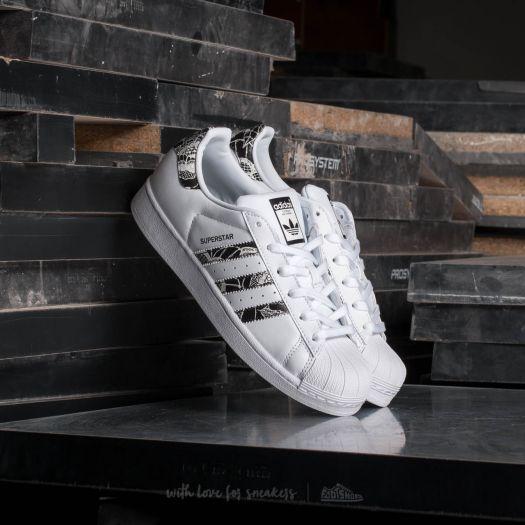 adidas W Superstar Footwear White/Core Black/ Spray | Footshop